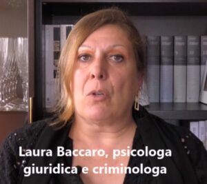 Laura Baccaro - psicologa giuridica - criminologa - Padova - blog laurabaccaro.it