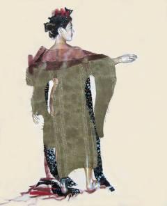 I vestiti dell'imperatrice