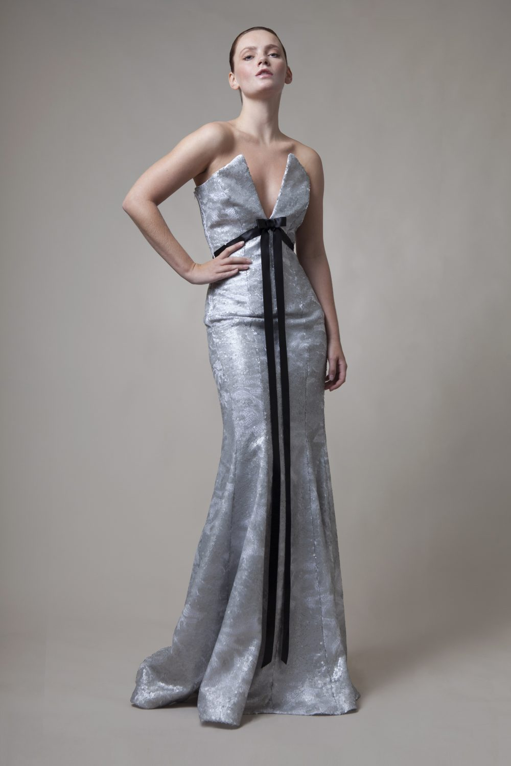 Laura Blagogee couture collections designer jurk