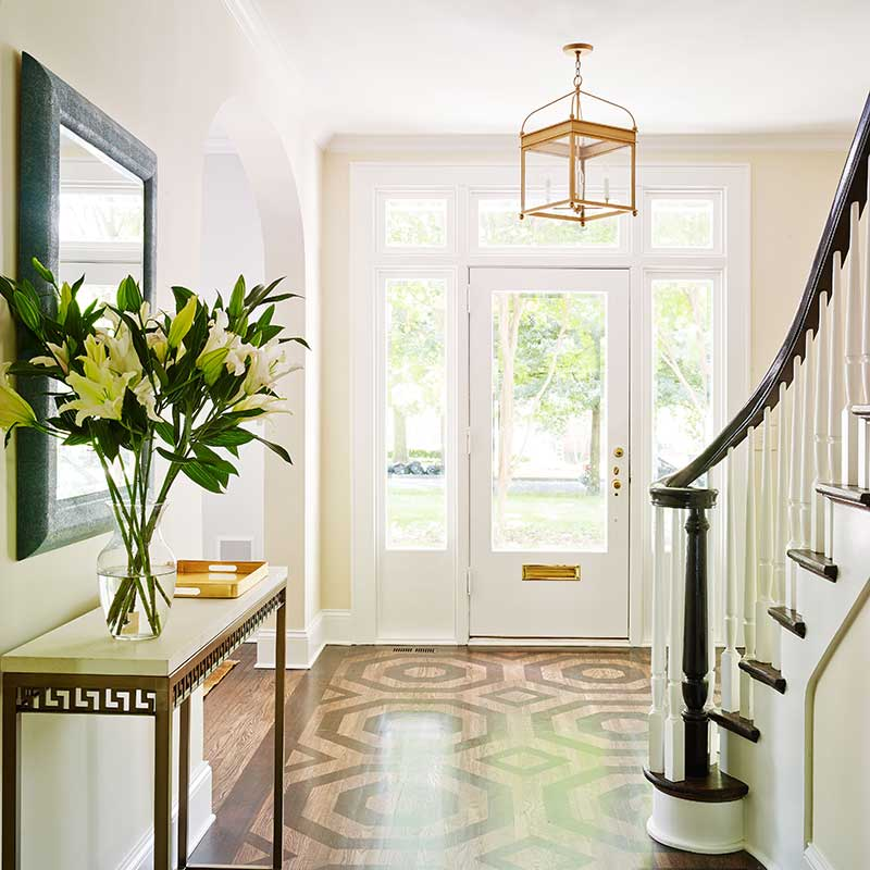 Interior Design Entryway