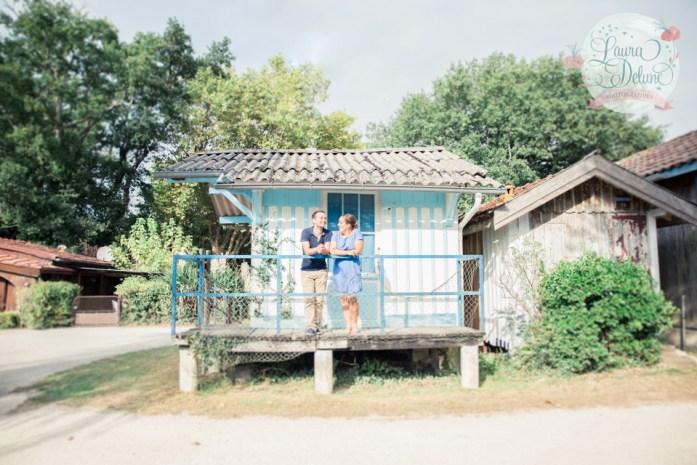 séance photo couple Arcachon