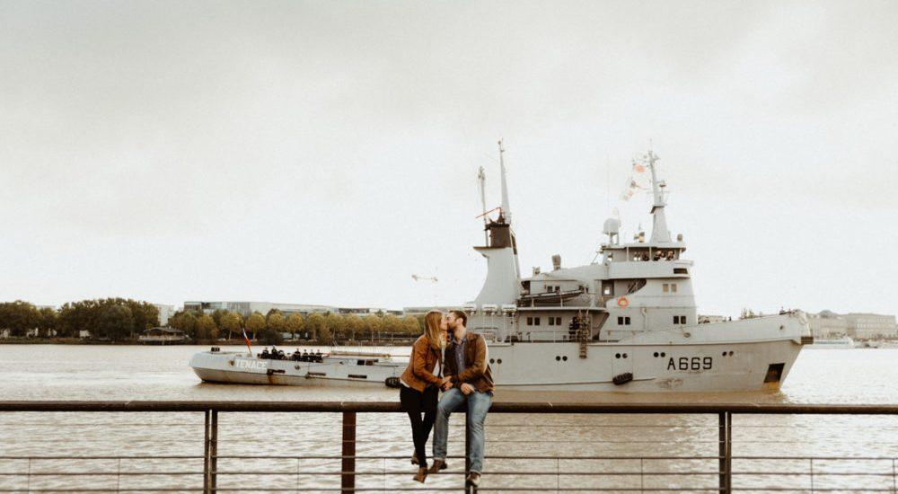 Séance photo de couple à Bordeaux