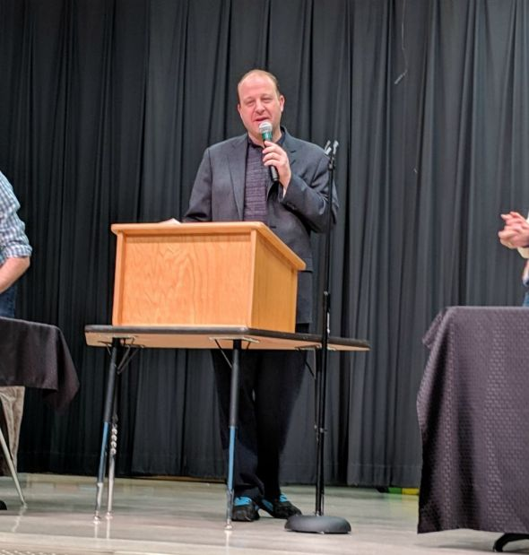 Governor_Jared_Polis_Superior_Town_Hall