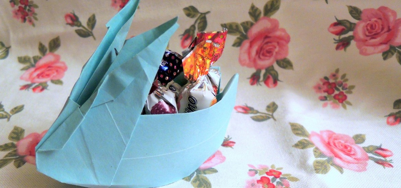 iepuras origami