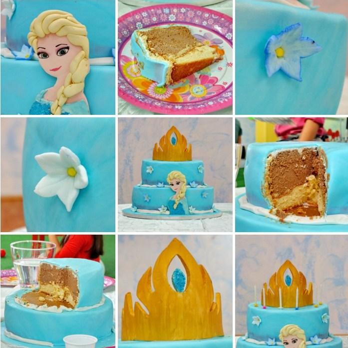 colaj tort Eliza