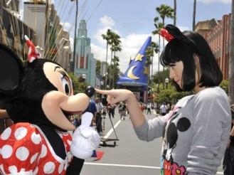 Katty Perry en Disney