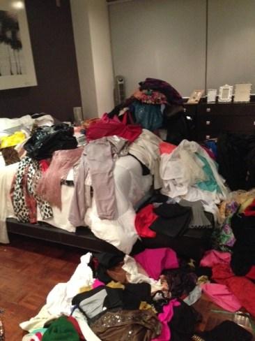 Limpieza de closet.... Pásele Pásele... Bara Bara