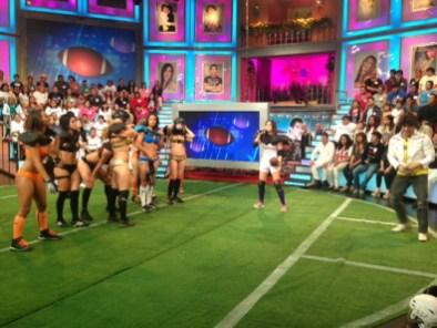 Fútbol Américano en Bikini