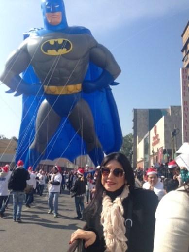 Súper mamá y súper Batman