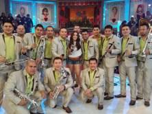 La original banda limón en Sabadazo