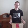 mujer hamburguer