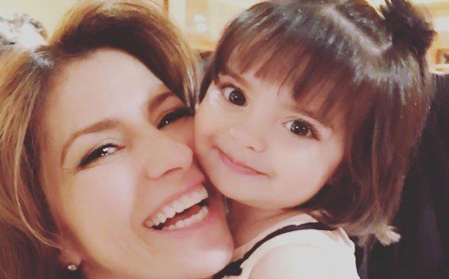 Alessandra Rosaldo y Aitana