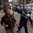 automovilista que agredió a peatones