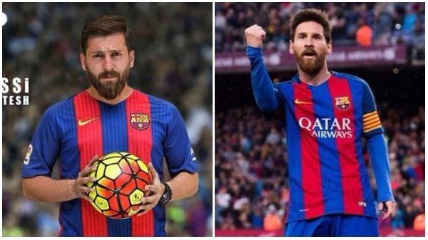 doble de Messi