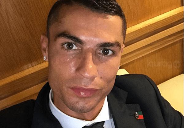 Cristiano Ronaldo 1