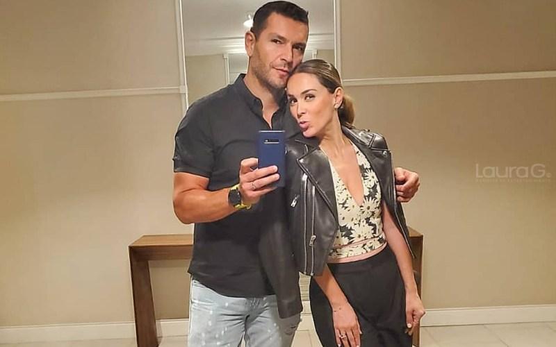 jacky y esposo