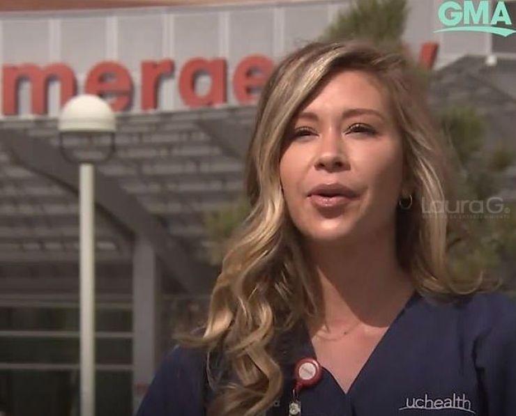 gabriela windey broncos enfermera