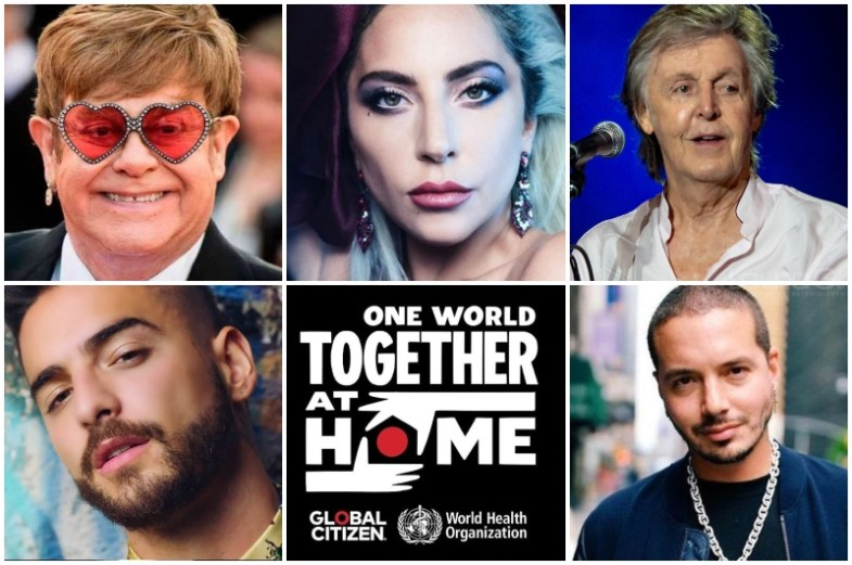 Lady Gaga anuncia el festival internacional 'One World: Together ...