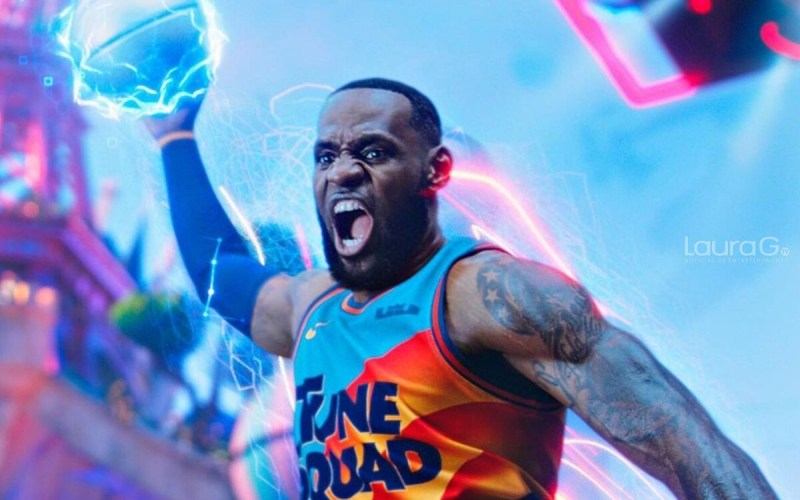lebron james first look