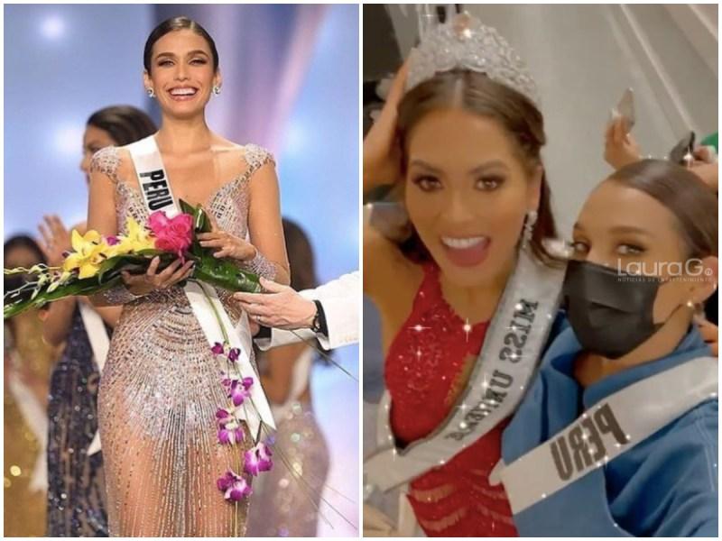 Miss Peru andrea meza