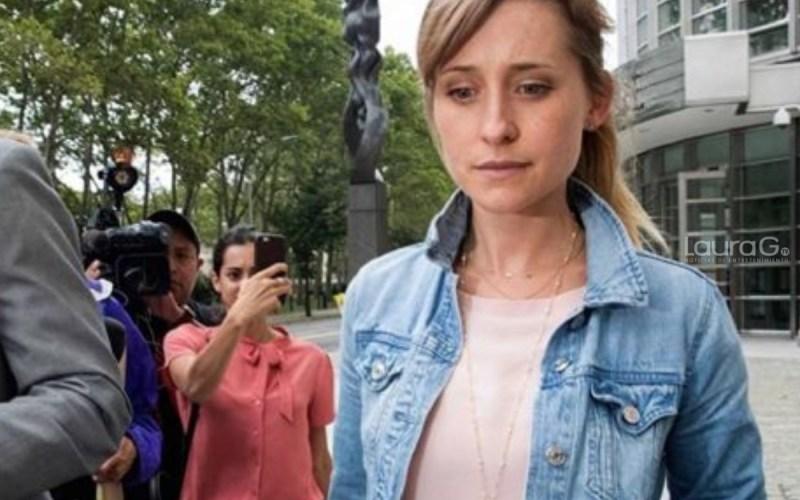 Condenan a Allison Mack