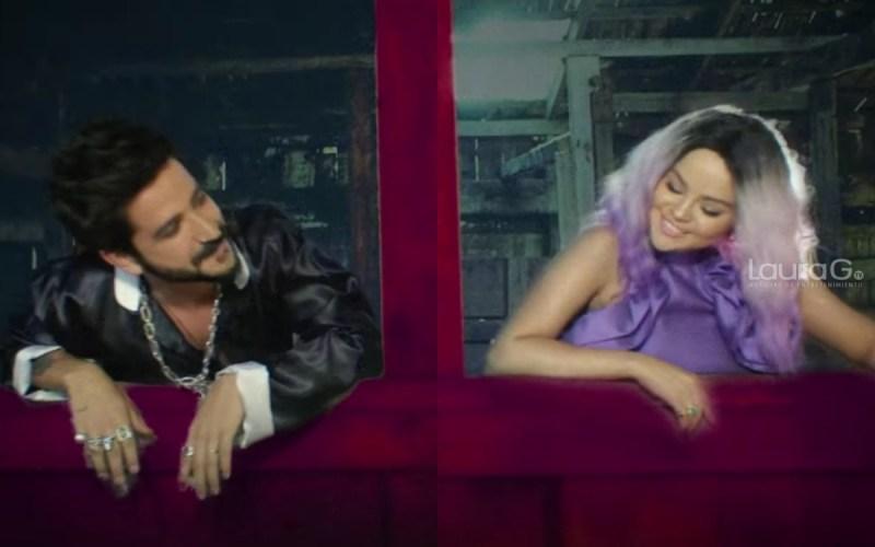 Selena Gomez y Camilo