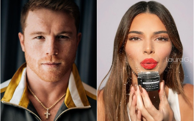 Canelo y Kendall