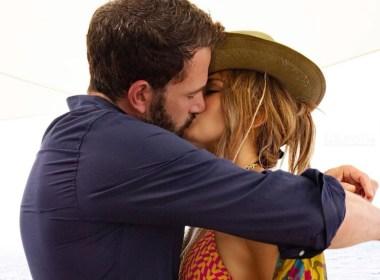 Jennifer Lopez y Ben