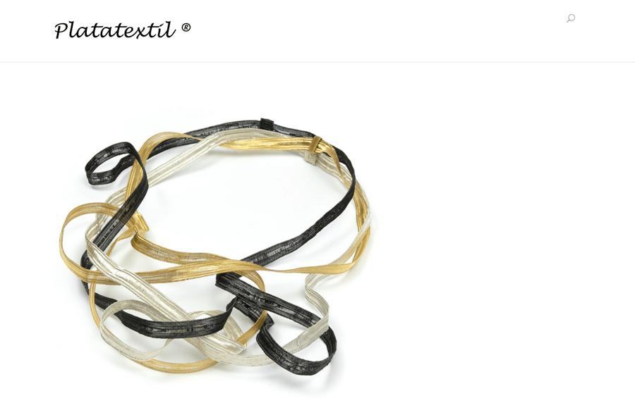 Platatextil: Las joyas son lo primero, las novedades también.