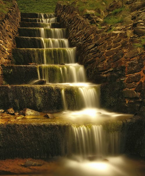 Nine Steps, Birkhill, Scotland
