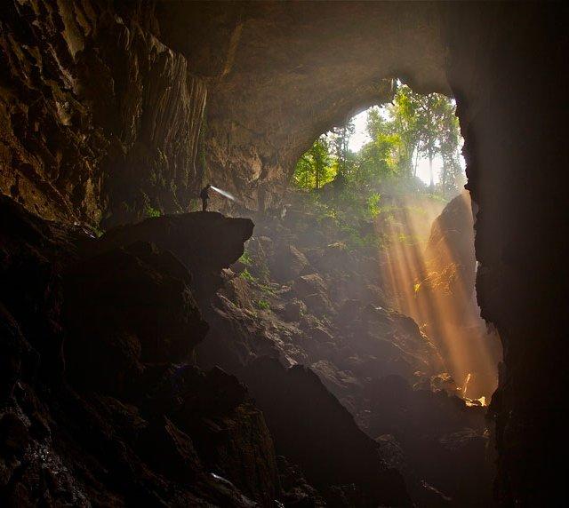 Tham Nam Lang Cave, Pang Mapha, Thailand