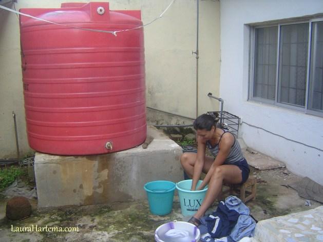 Nigeria laundry day2
