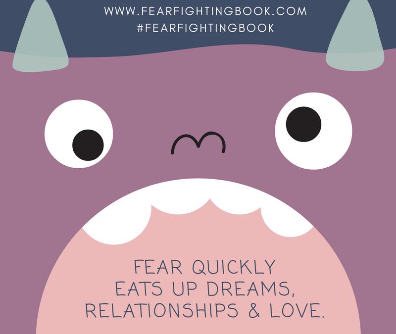 Fear Fighting: Do you Live Fear or Faith?