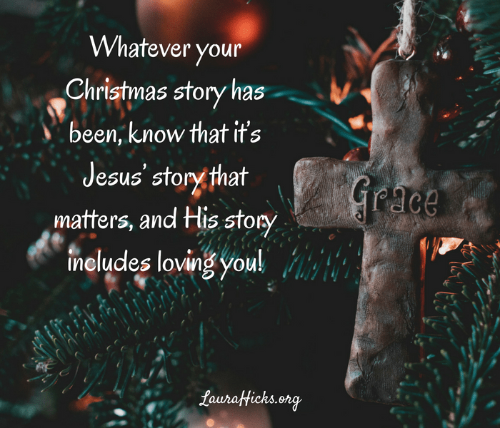 Christmas is the Story of Jesus' Love