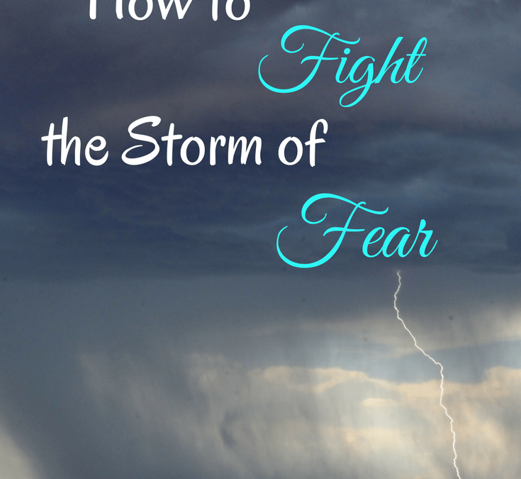 How to Fight the Storm of Fear