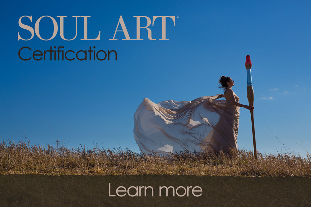 Learn more about the Soul Art Certification