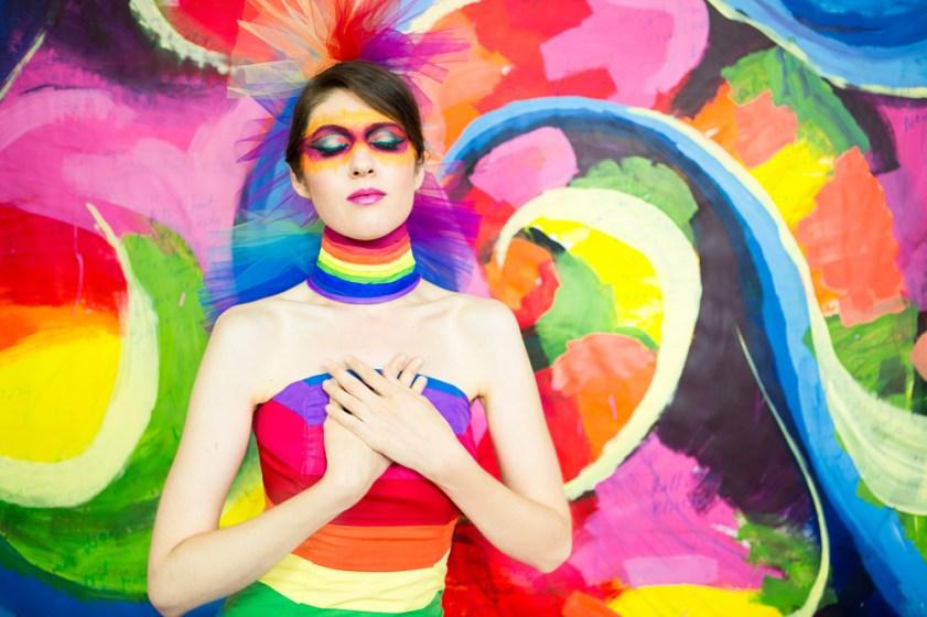 Laüra Hollick Rainbow Love