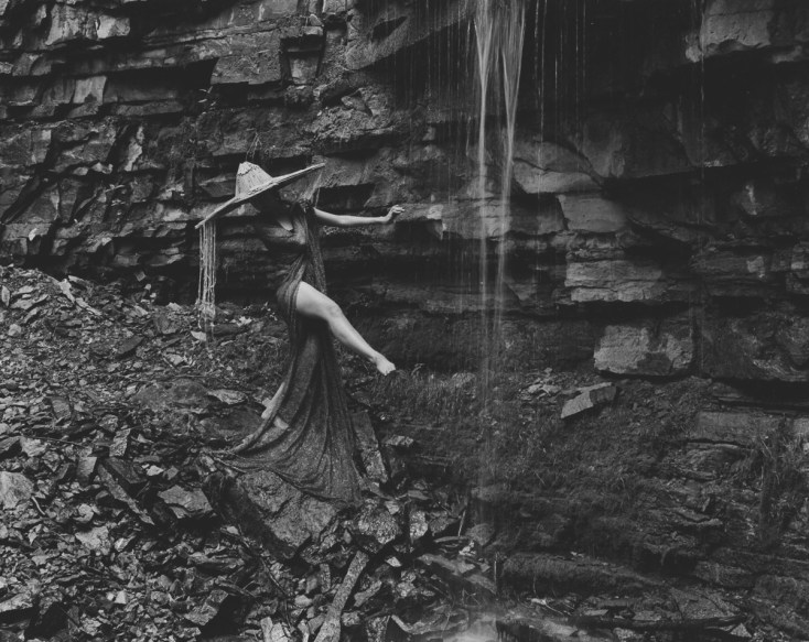 Laüra Hollick Waterfall Dance