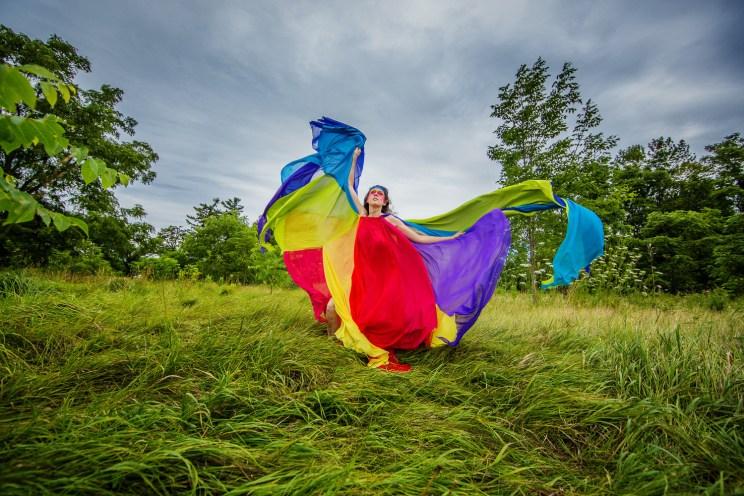 Laüra Hollick Rainbow Bird