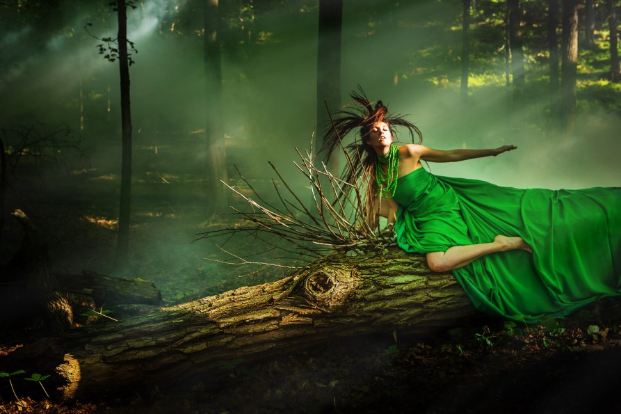 Laüra Hollick Green Dragon
