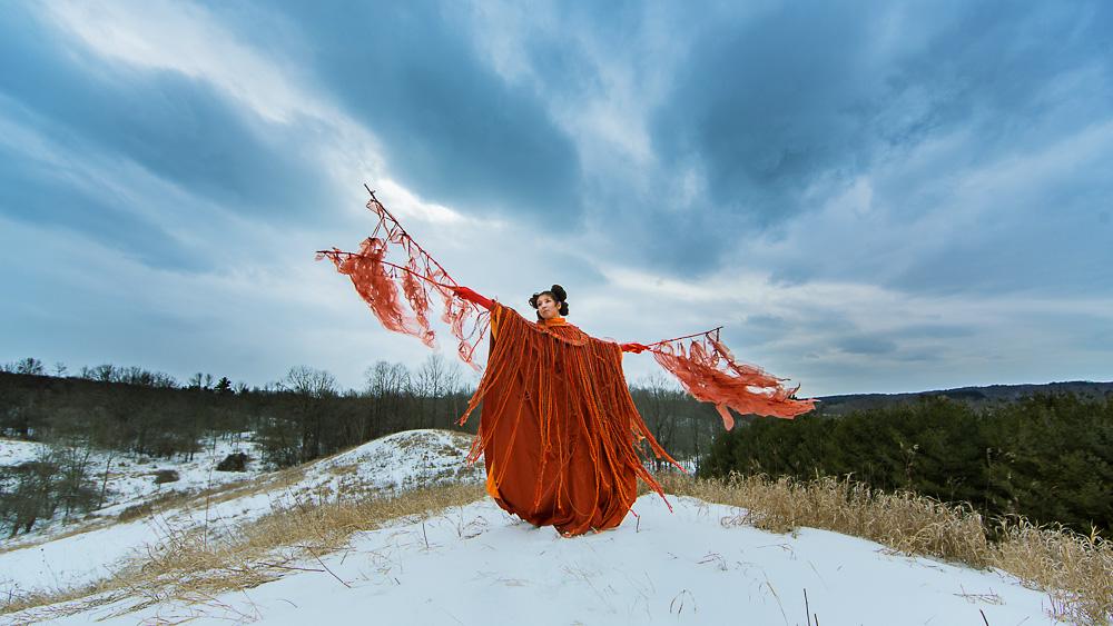 Ritualistic Dance Performance