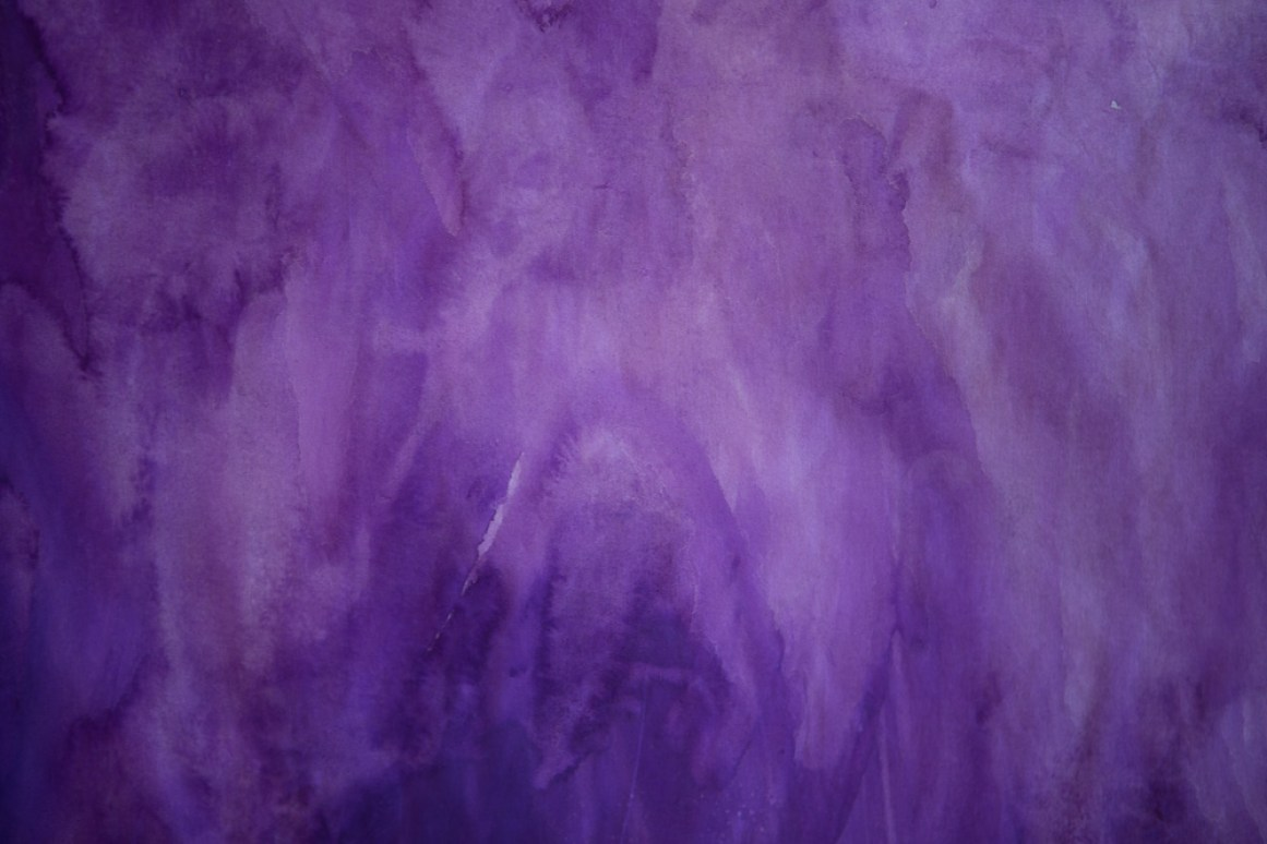 Purple Orchid Petal #1