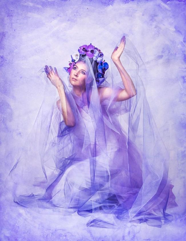 Orchid Bride #2