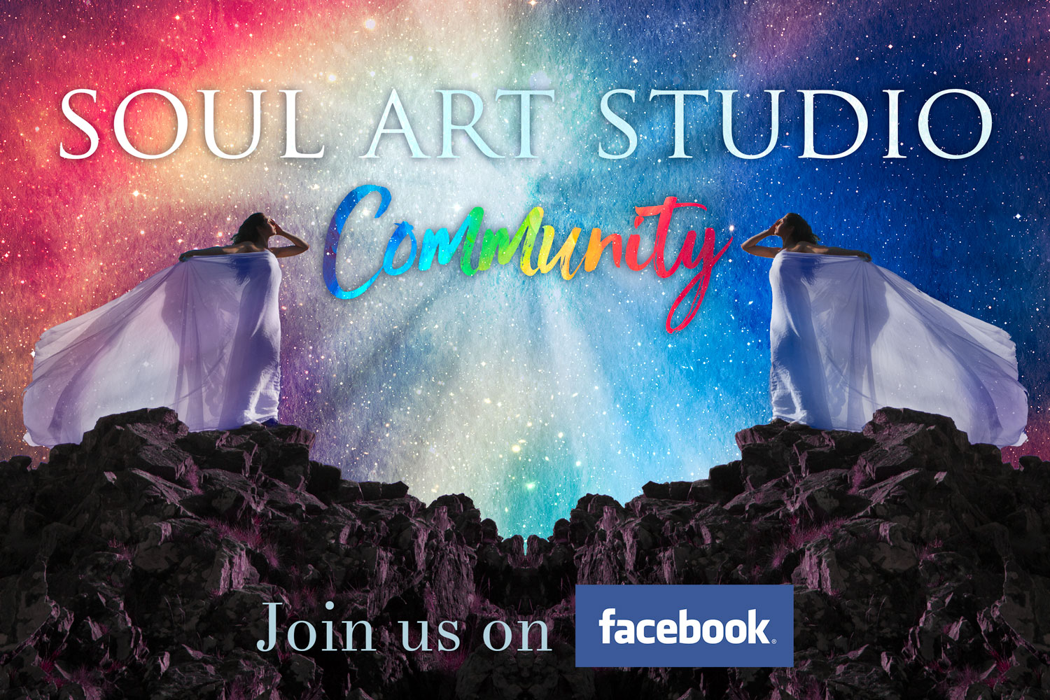 Join the Soul Art Community on Facebook