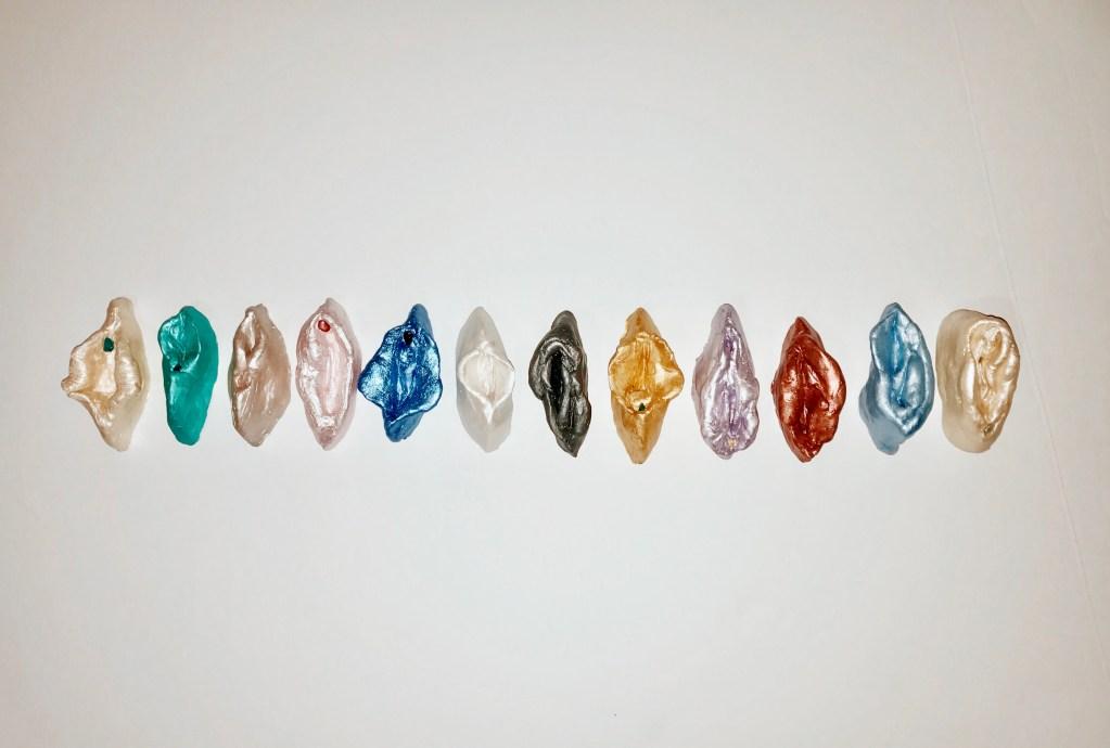 Yoni Art by Vanessa Cuccia