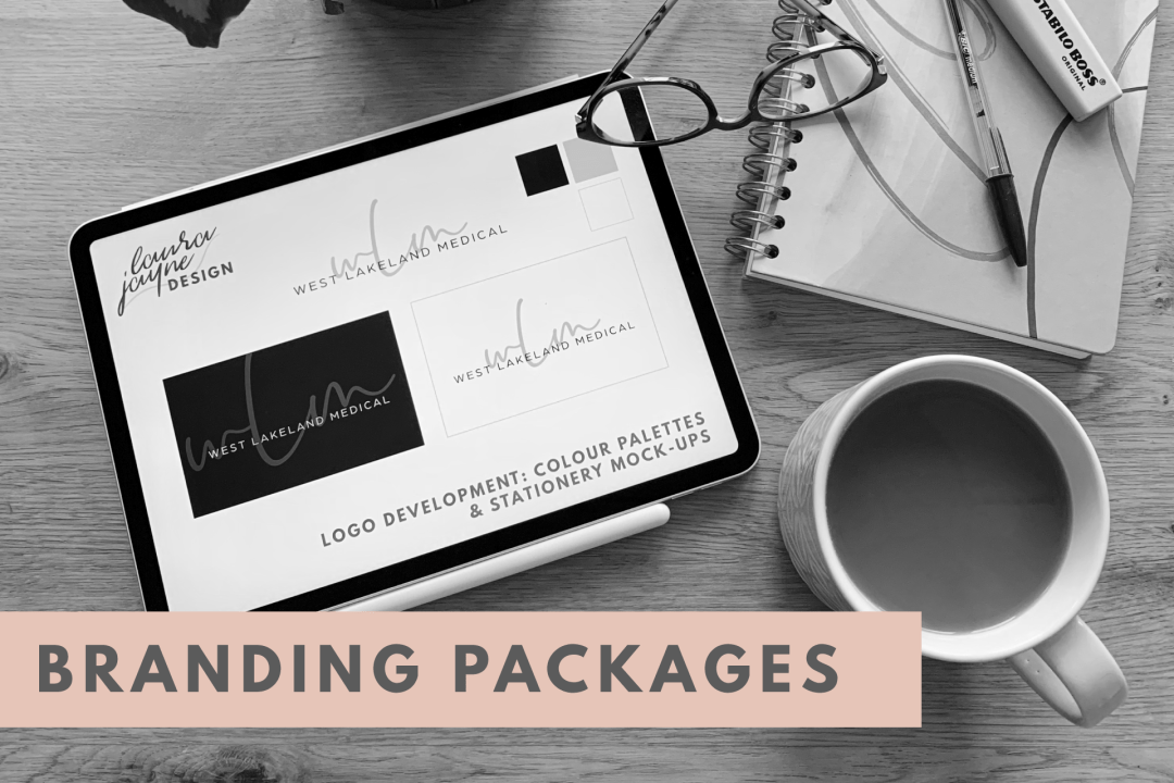 Find out more about Branding Packages