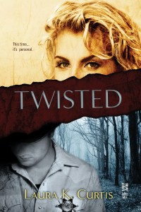 Twisted by Laura K Curtis