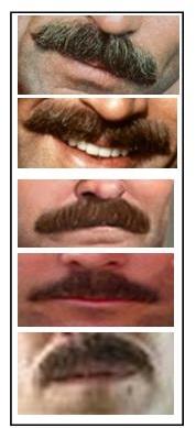 mustache montage