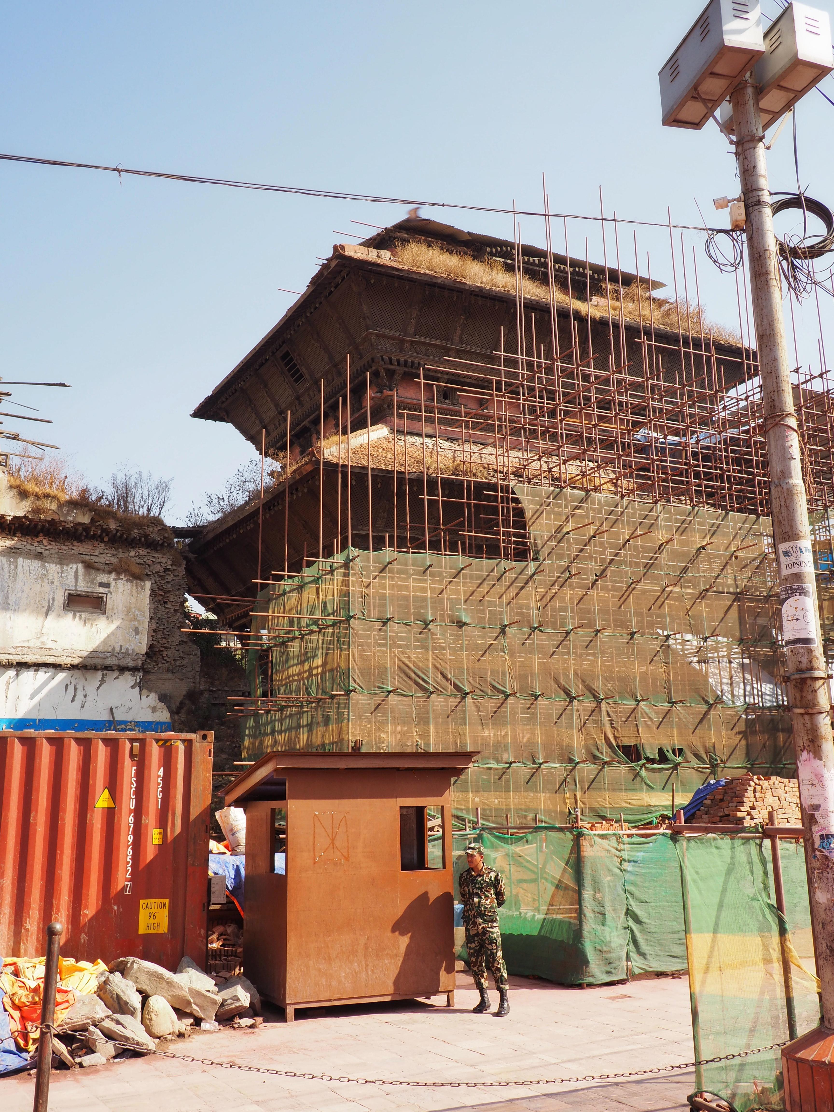 Durbar Square, Kathmandu,