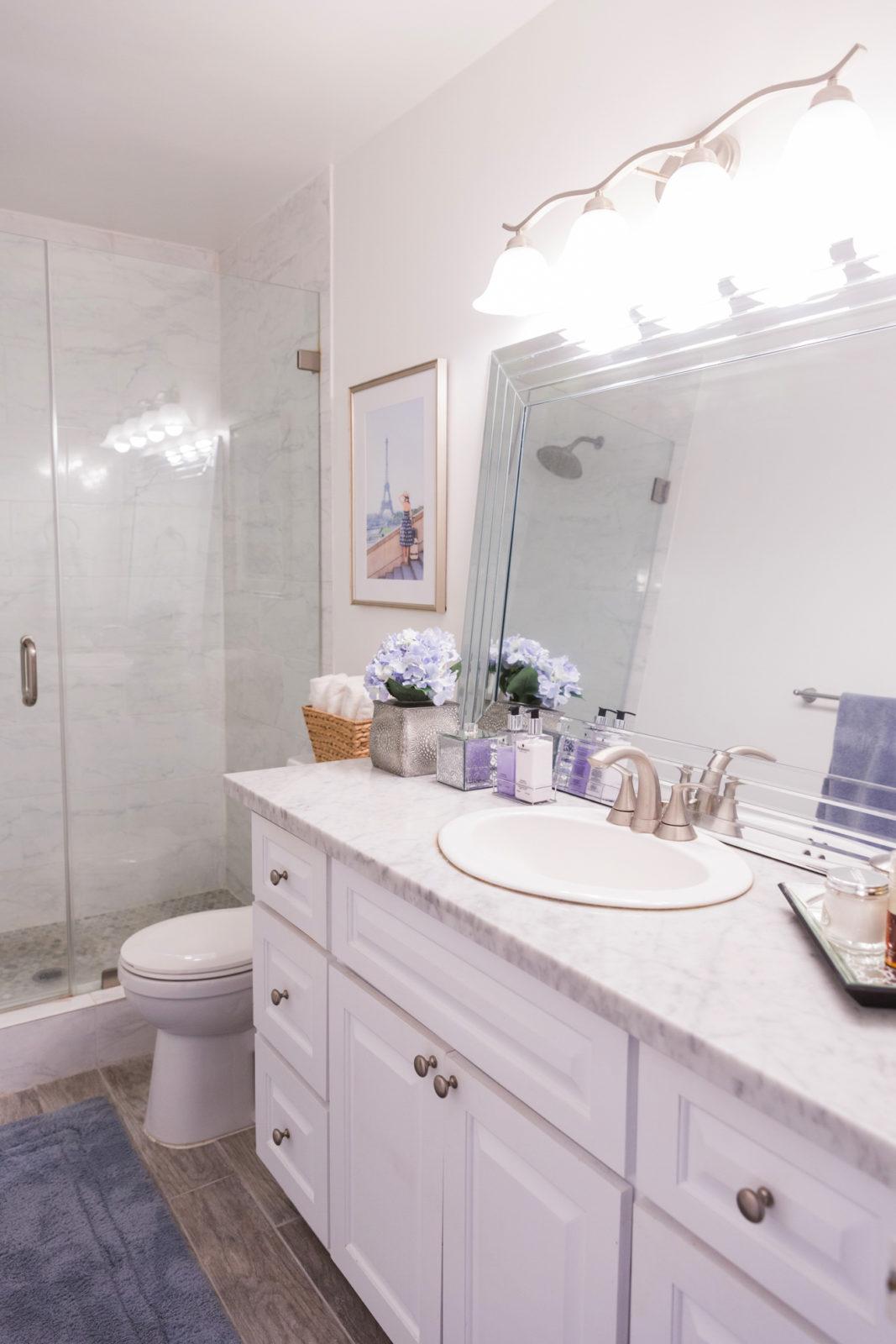 Modern Bathroom Remodel Ideas | Home Decor | Laura Lily on Bathroom Renovation Ideas  id=37511